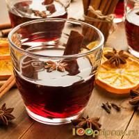 Глинтвейн и другие рождественские напитки