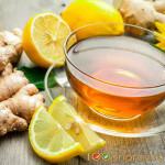 Имбирный чай: защита от простуд и переохлаждений